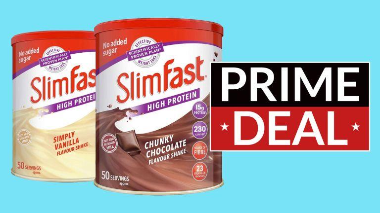 Amazon Prime Day protein deals: Slimfast