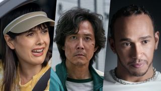 Cecily Strong in I Think You Should Leave, Lee Jung-jae in Squid Game and Lewis Hamilton in Formula 1: Drive to Survive, three of the best Netflix shows