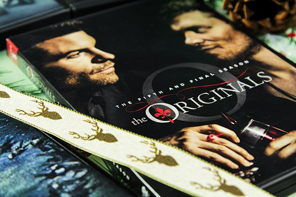 The Originals: The Complete Series Boxed Set