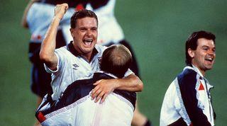 Paul Gascoigne Italia 90
