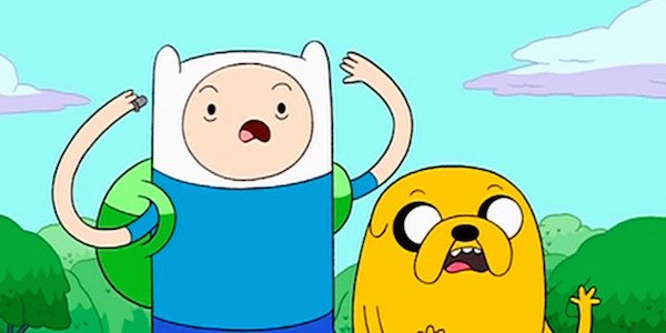 Adventure Time Finn and Jake