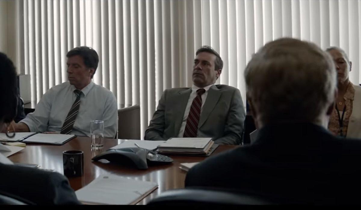 FBI agents in Richard Jewell