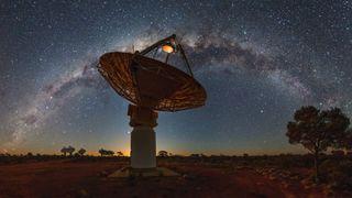 The Australian Square Kilometer Array Pathfinder.