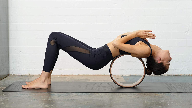 Best Yoga Wheels 2021 Improve Strength And Flexibility T3