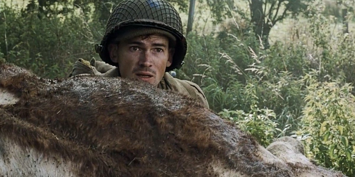 Jeremy Davies in Saving Private Ryan