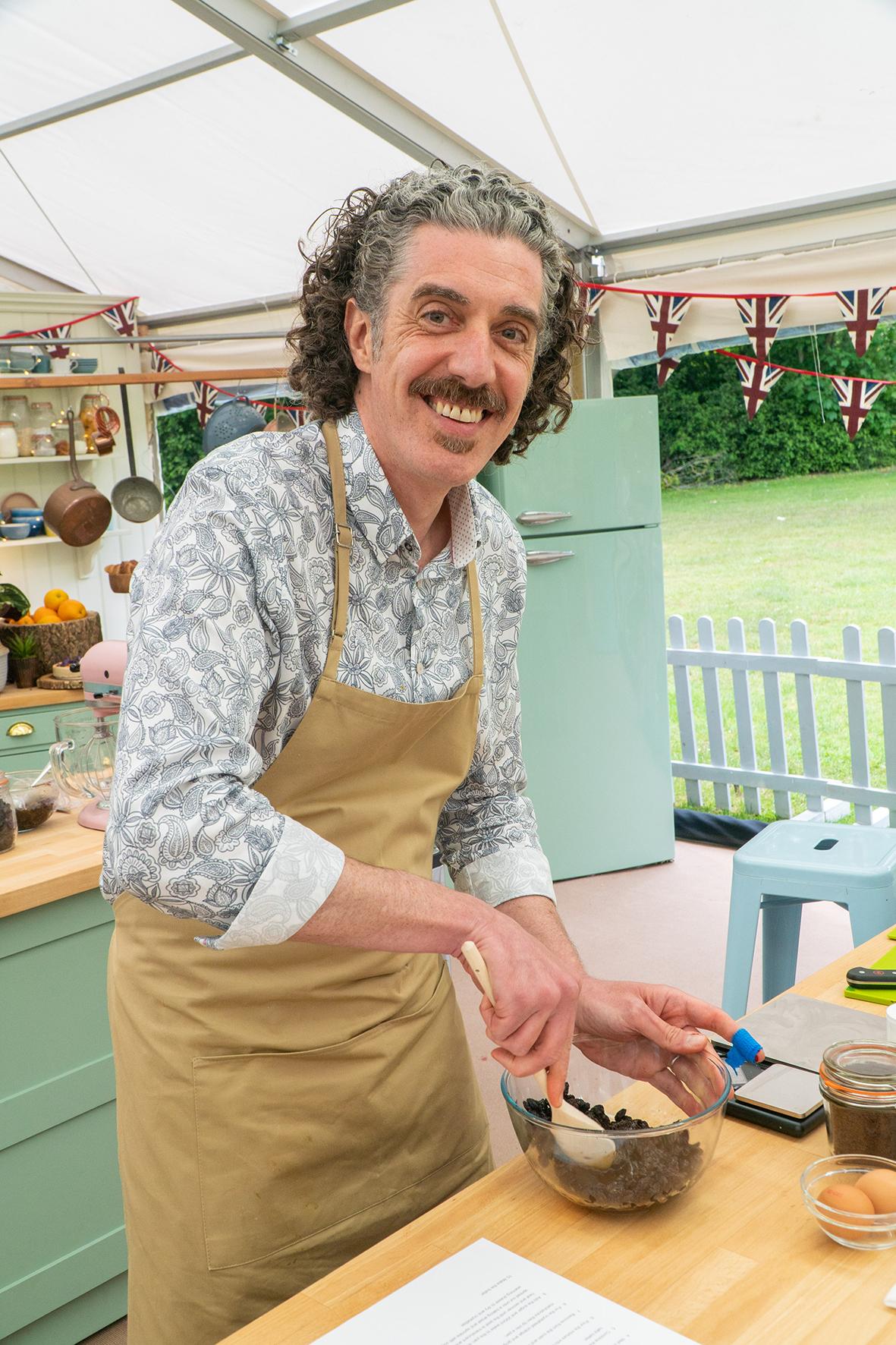 Giuseppe The Great British Bake Off