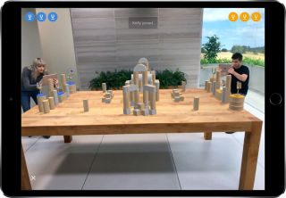 Apple has just revealed ARKit 2, making it possible to create shared AR experiences