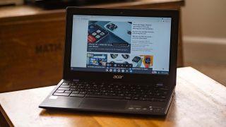 How to screenshot on Chromebook — Acer Chromebook 11