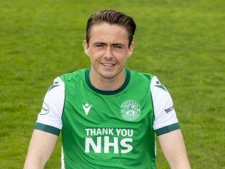 Hibernian – Scottish Premiership – 2020/2021 Season Headshots