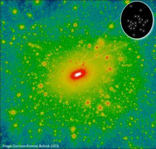 Segue 2 Dwarf Galaxy
