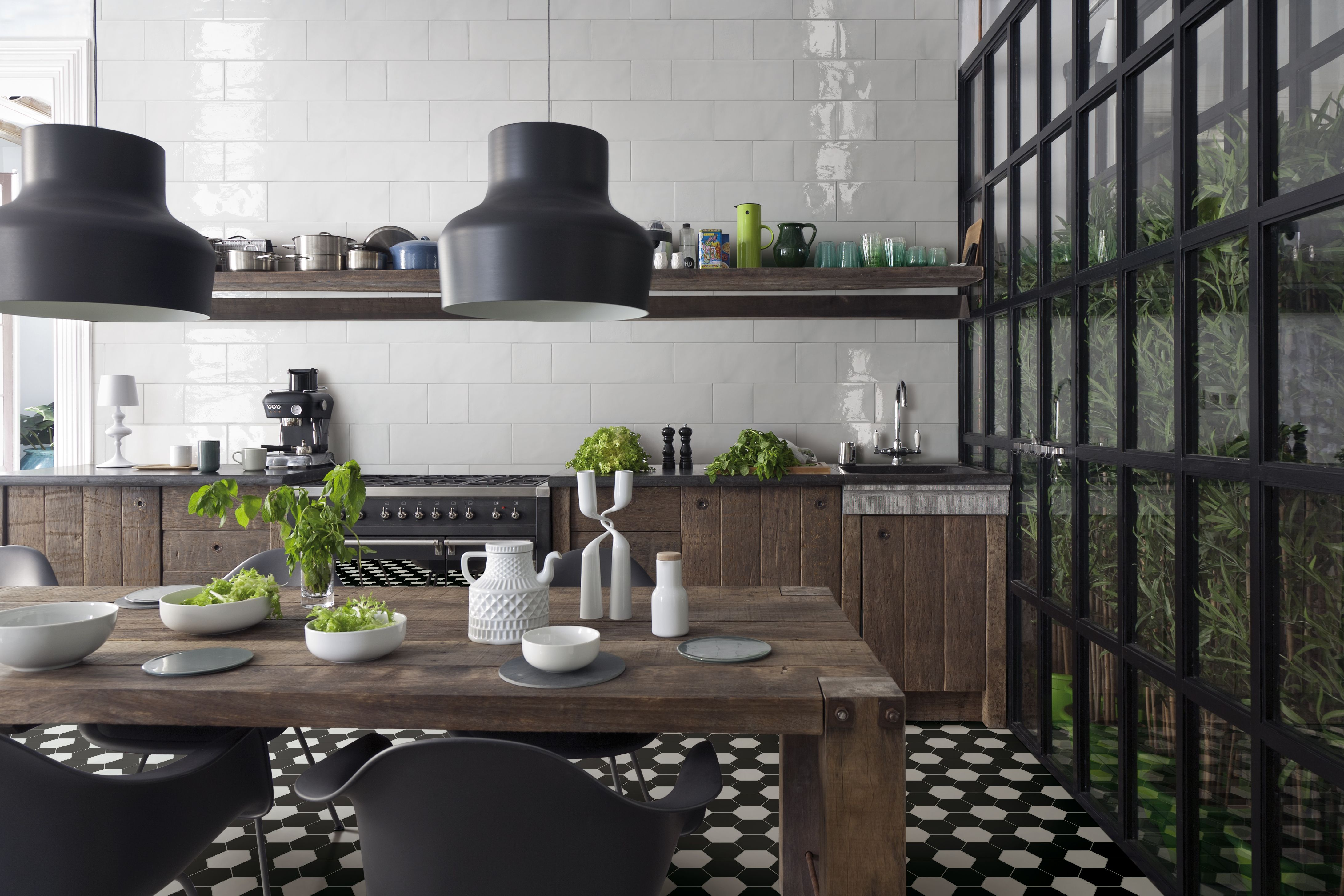 how to design a stylish kitchen on a budget real homes