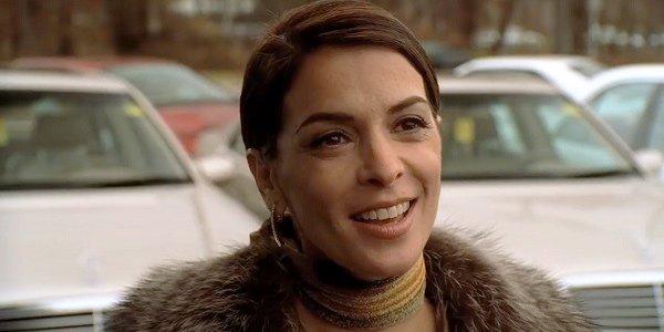 Gloria Trillo Annabella Sciorra The Sopranos HBO