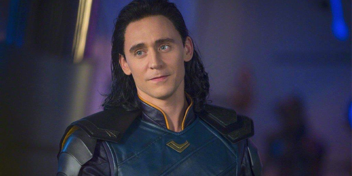 Tom Hiddleston - Avengers: Infinity War