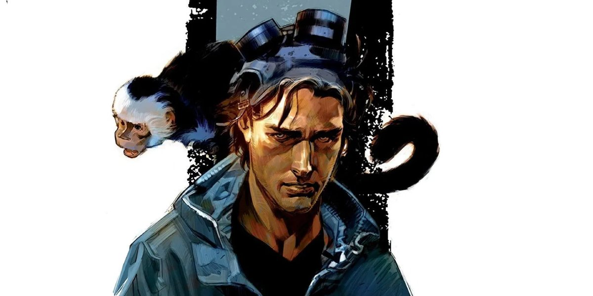 Cover art for Y: The Last Man