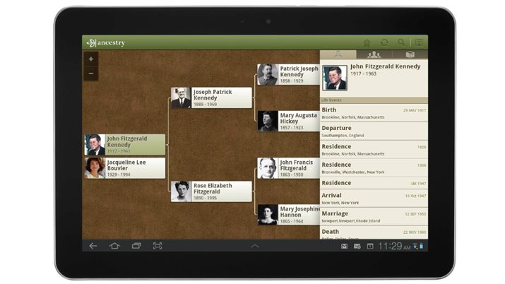 Top 10 Apps for Genealogists | Top Ten Reviews