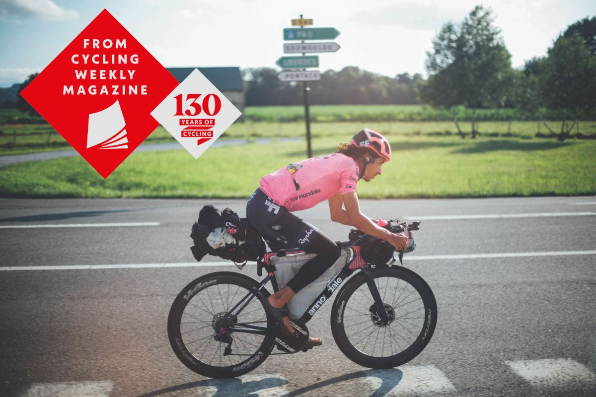 Racing the Tour: Sandals, sleeping bags and the best pastries in France