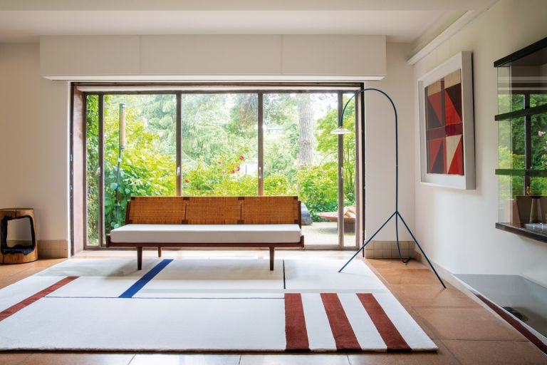 Bauhaus interiors