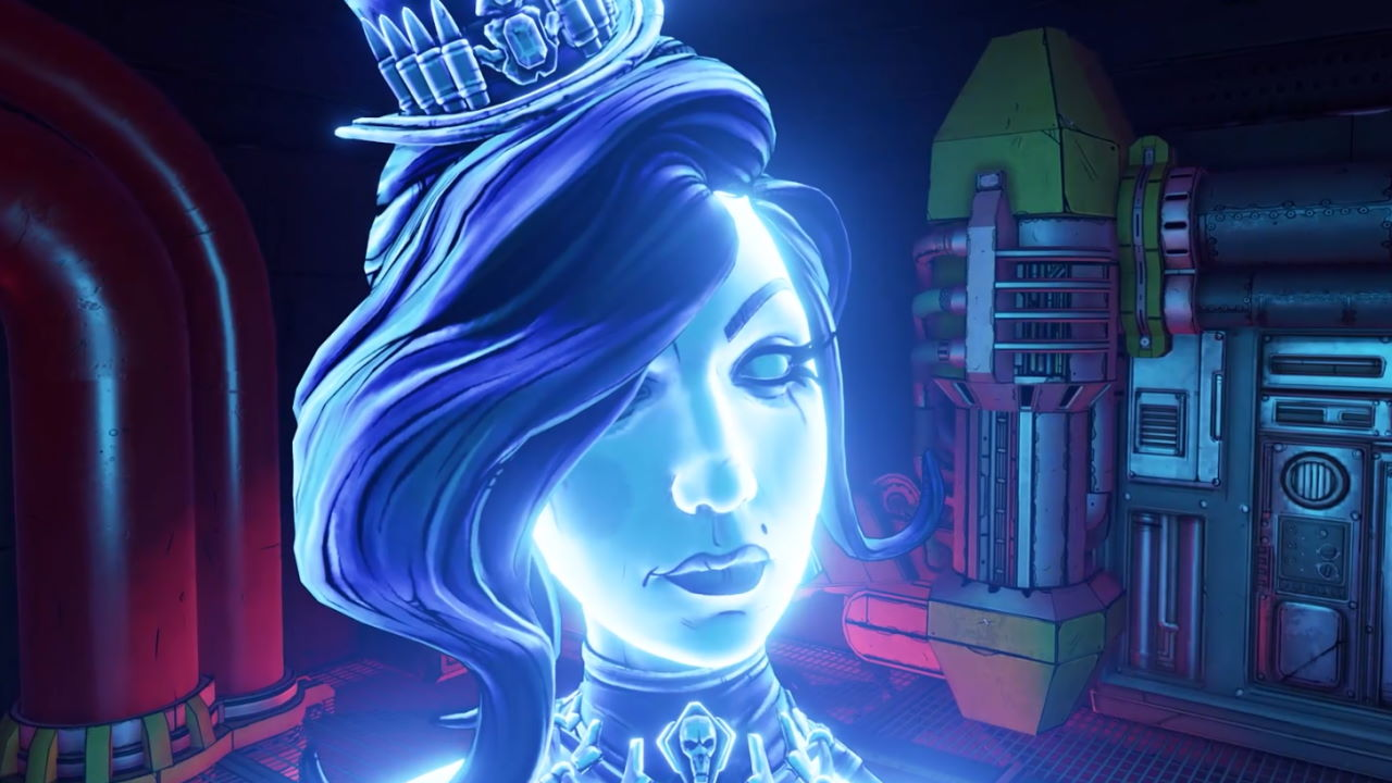 Watch The First 13 Minutes Of Borderlands 3 Moxxi S Heist