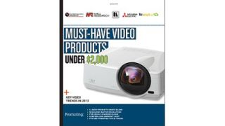 Must Have Video Products for under $2000