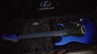 Fender x Lexus Custom Shop Stratocaster