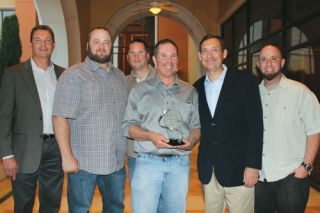 Farm Technical Sales & Marketing Receives A-T President's Award