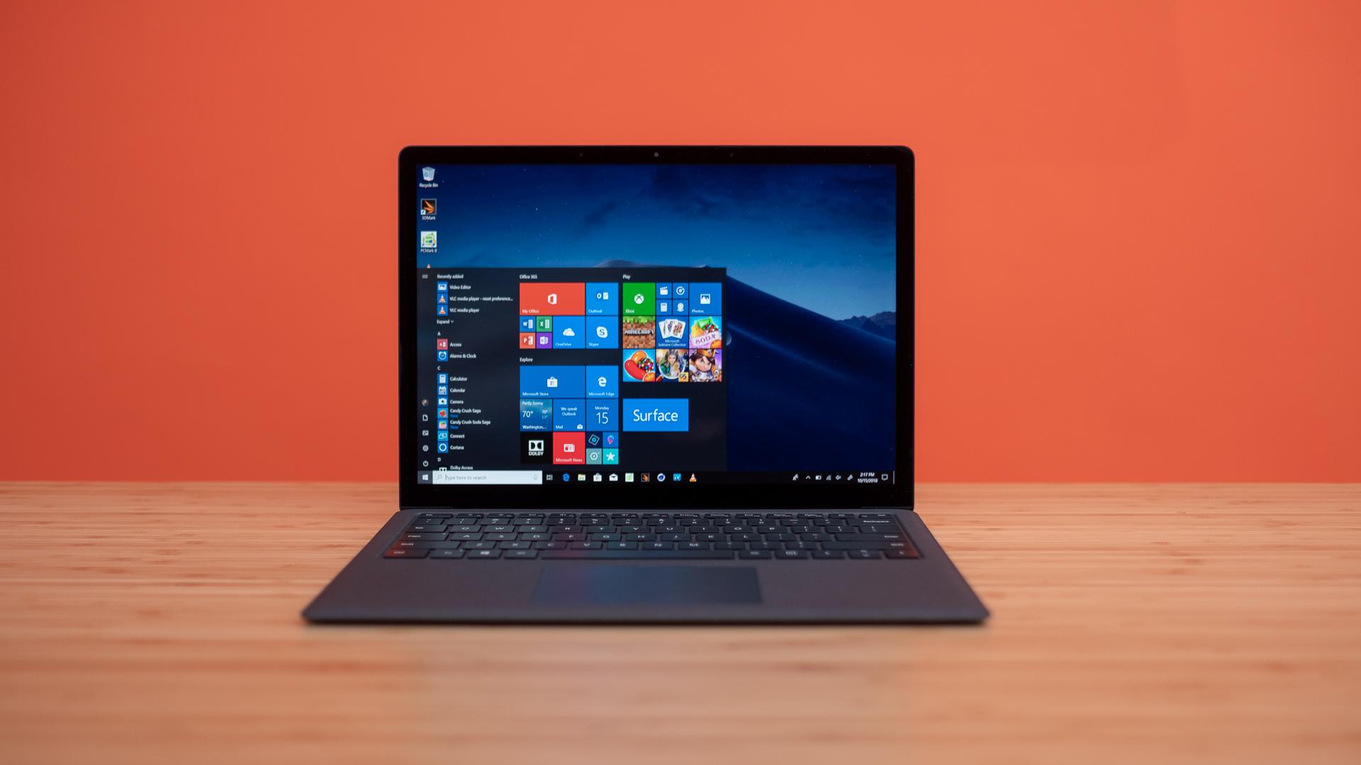 Surface Laptop 2 Review Better Than The Original Techradar