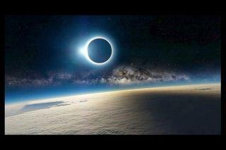 Zero 2 Infinity Balloon Flight to Image Solar Eclipse