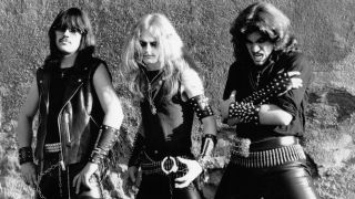 Celtic Frost in 1984