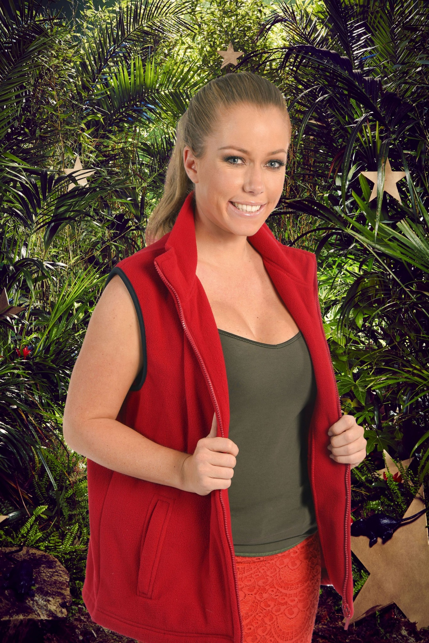 Kendra Wilkinson was upset by Edwina's remarks