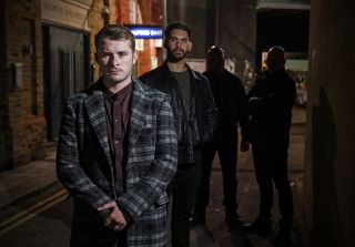 EastEnders Ben Mitchell and Tubbs put pressure on Martin