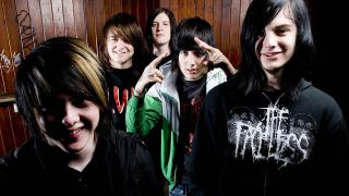 Bring Me The Horizon in 2005