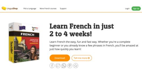 TeachMe! French review