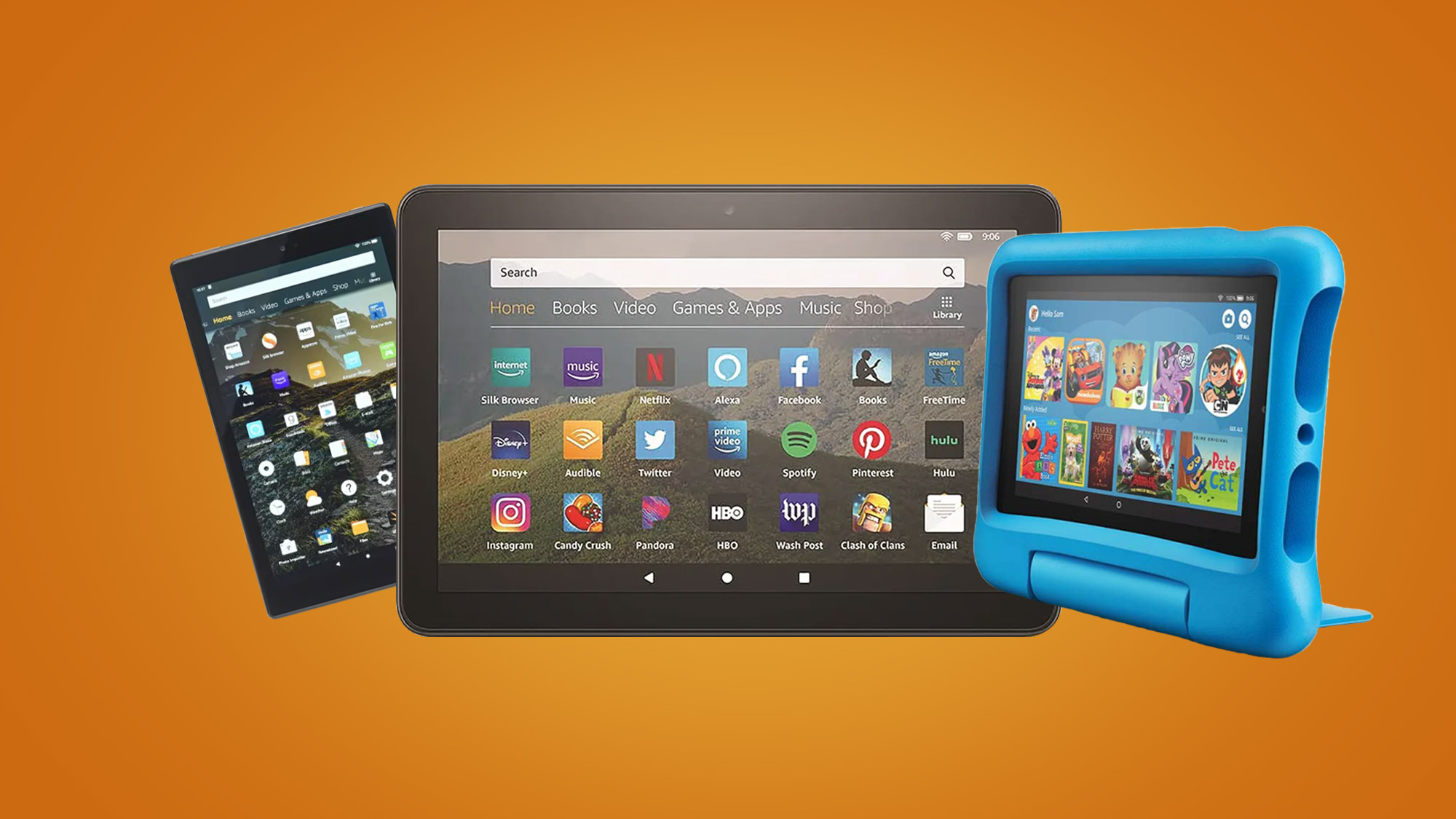 The Best Cheap Amazon Fire Tablet Deals And Sales For February 2021 Techradar