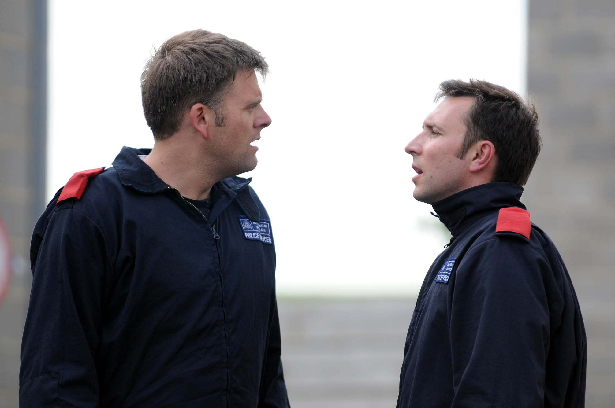 Smithy lashes out at one of his own!