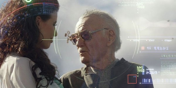 Stan Lee in Guardians of the Galaxy Vol. 1