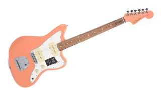 The Chicago Music Exchange's new Pacific Peach Player Jazzmaster