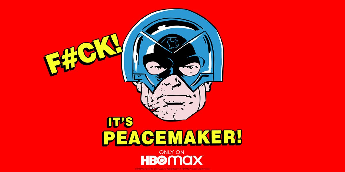 The Peacemaker promotional art