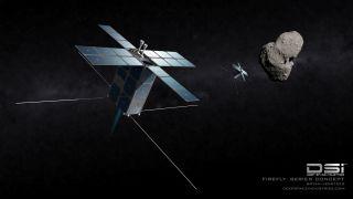 Deep Space Industries Archimedes Spacecraft