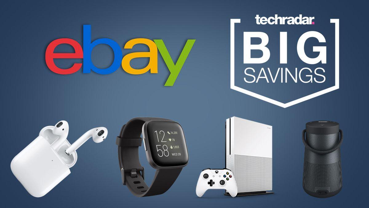Ebay Plus Month The Best Tech Deals During Ebay S Members Only Sale Techradar
