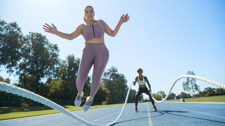 Best workout leggings: Adidas
