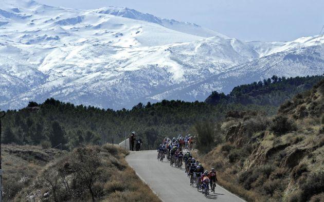Sierra Nevada, Ruta del Sol 2011, stage 3