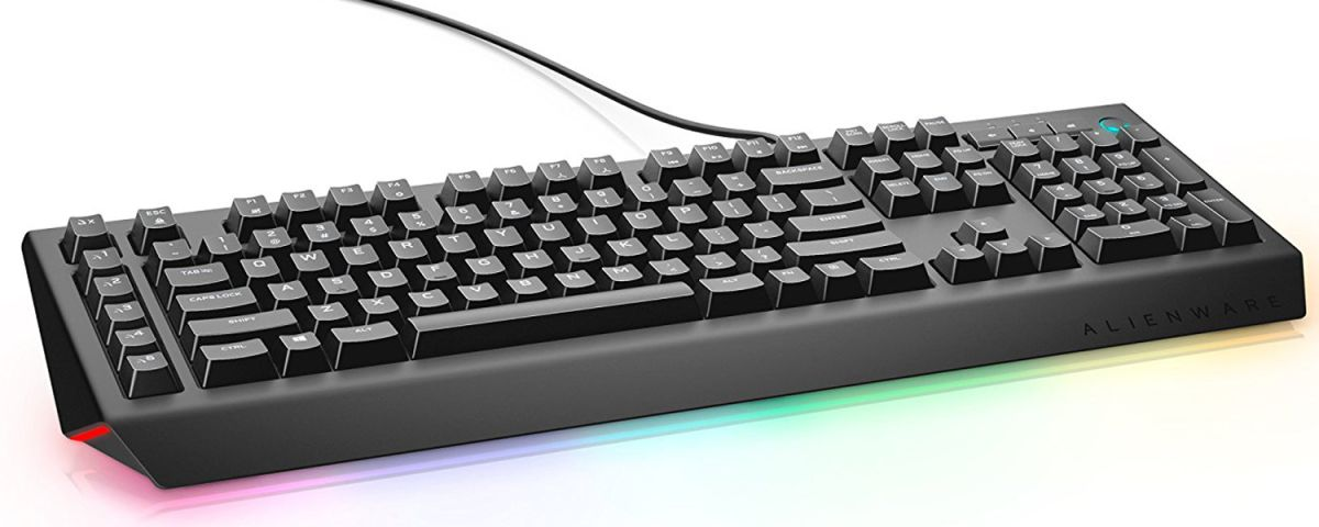 Alienware AW568 Keyboard Review: Good Price, So-So Performance