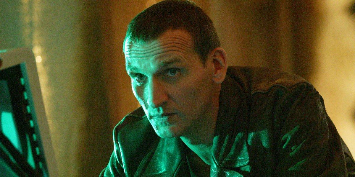 Christopher Eccleston Doctor Who BBC America