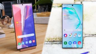 galaxy note 20 ultra vs galaxy note 10 plus