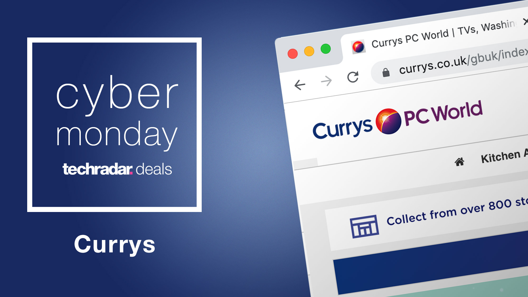 Currys Cyber Monday Deals 2020 What To Expect Techradar