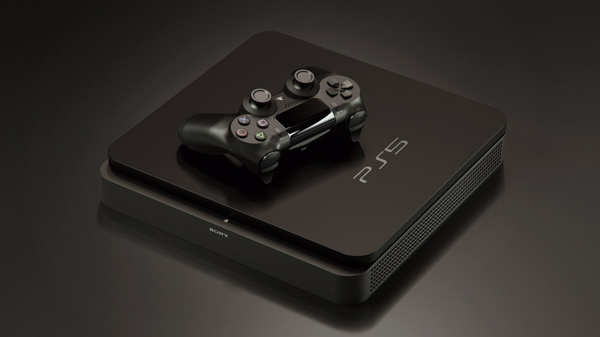PS5: Sony's PlayStation 5 console up close