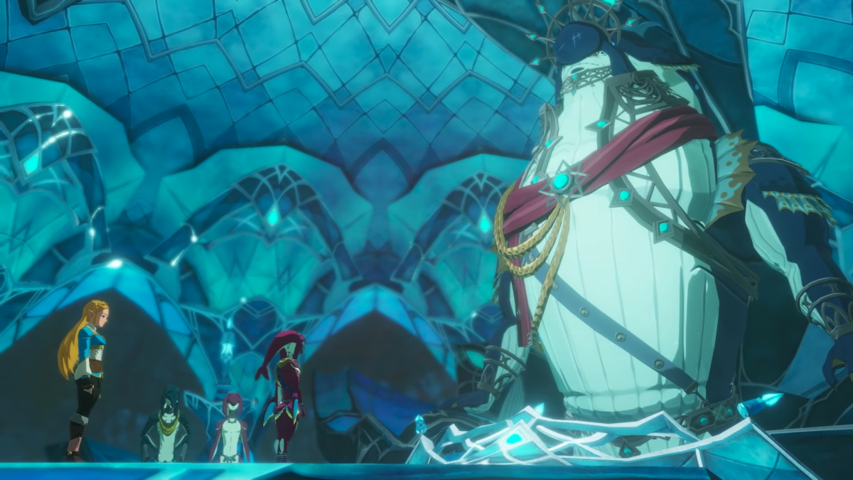 Here S A New Teaser For Breath Of The Wild Prequel Hyrule Warriors Age Of Calamity Gamesradar