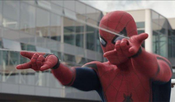 Spider-Man Tom Holland Captain America Civil War