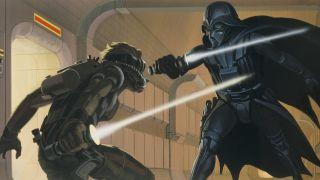 Star Wars original concept by Ralph McQuarrie