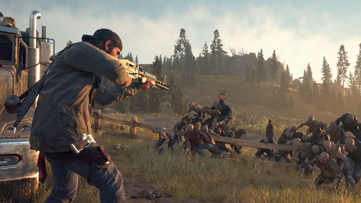 PS4 survival game Days Gone gets a PC release date